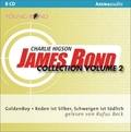 James Bond Collection, 8 Audio-CDs - Vol.2