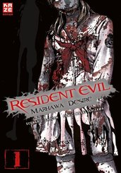 Resident Evil - Marhawa Desire - Bd.1