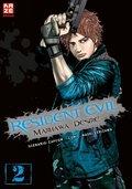 Resident Evil - Marhawa Desire - Bd.2
