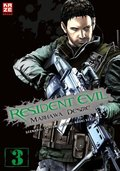 Resident Evil - Marhawa Desire - Bd.3