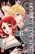 Akuma to love song - Böse Mädchen haben keine Lieder - Bd.6