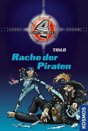 4 durch die Zeit - Rache der Piraten
