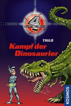4 durch die Zeit - Kampf der Dinosaurier