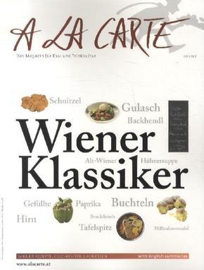 A la carte Wiener Klassiker