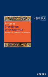 Herders Bibliothek der Philosophie des Mittelalters (HBPhMA): Metaphysik - Tl.1