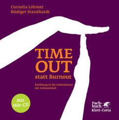 Timeout statt Burnout, m. Audio-CD