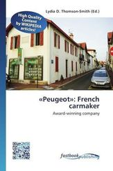 «Peugeot»: French carmaker