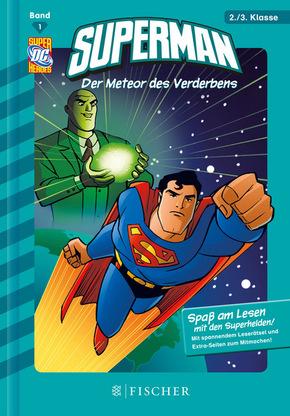 Superman - Der Meteor des Verderbens