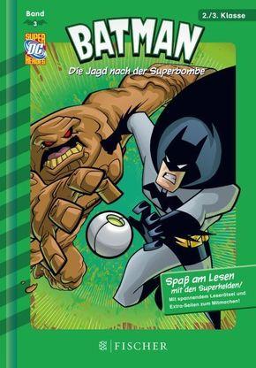 Batman - Die Jagd nach der Superbombe