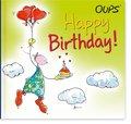 Oups - Happy Birthday