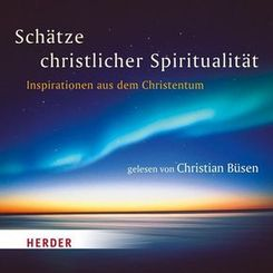 Schätze christlicher Spiritualität, 1 Audio-CD