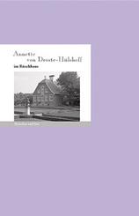 Annette von Droste-Hülshoff im Rüschhaus