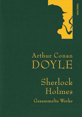 Sherlock Holmes - Gesammelte Werke