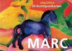 Marc, Postkartenbuch
