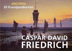 Caspar David Friedrich, Postkartenbuch