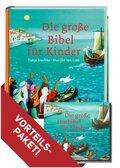 Die große Bibel für Kinder / Die große Hörbibel für Kinder, m. 2 Audio-CDs