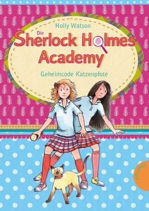 Die Sherlock Holmes Academy, Geheimcode Katzenpfote