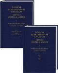 Bibelausgaben: Novum Testamentum Graecum, Editio Critica Maior (ECM), 2 Bde.; Deutsche Bibelgesellschaft - Bd.4/1-2