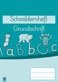 Schreiblernheft - Grundschrift
