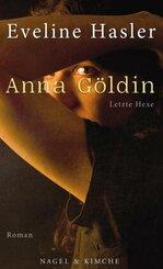 Anna Göldin, Letzte Hexe