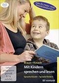 Mit Kindern sprechen und lesen, 1 DVD