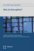 Was ist Korruption?