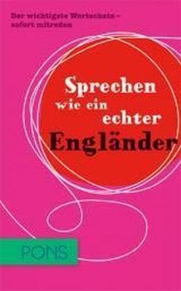 PONS Sprechen wie ein Engländer