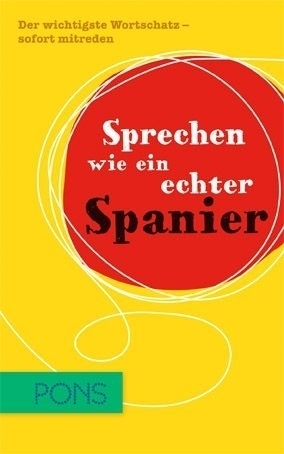 PONS Sprechen wie ein  Spanier