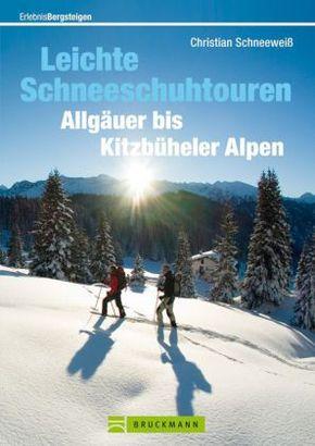 Leichte Schneeschuhtouren Allgäuer bis Kitzbüheler Alpen
