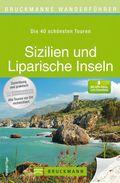 Bruckmanns Wanderführer Sizilien und Liparische Inseln