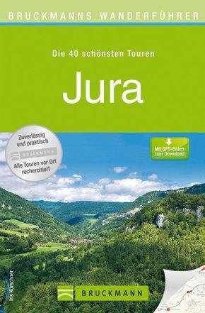 Bruckmanns Wanderführer Jura