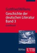 Geschichte der deutschen Literatur: Goethezeit; 3