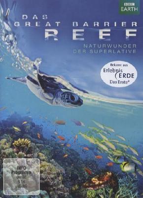 Das Great Barrier Reef Naturwunder der Superlative, 1 DVD