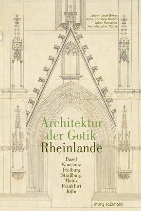Architektur der Gotik, Rheinlande
