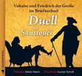 Duell in Sanssouci, 1 Audio-CD