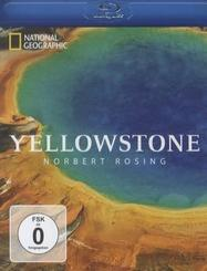National Geographic - Yellowstone, Fotosafari / Diashow (1 Blu-ray)