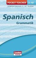 Spanisch, Grammatik