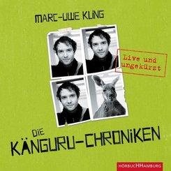Die Känguru-Chroniken, 4 Audio-CDs