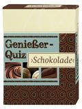Genießer-Quiz Schokolade (Kartenspiel)