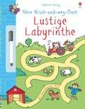 Mein Wisch-und-weg-Buch, Lustige Labyrinthe