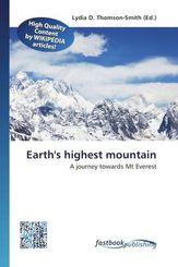 Earth's highest mountain