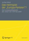 """Heimspiel der """"Europa-Parteien""""?"""