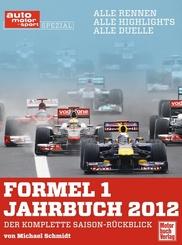 Formel 1 Jahrbuch 2012