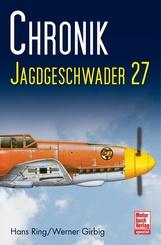 Chronik Jagdgeschwader 27