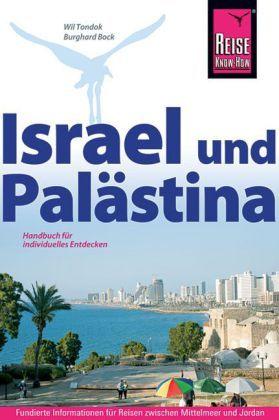 Reise Know-How Israel und Palästina