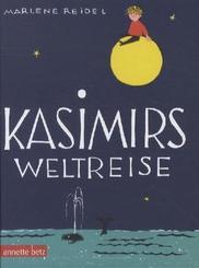 Kasimirs Weltreise, Geschenkbuch-Ausgabe