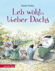 Leb wohl, lieber Dachs, Geschenkbuch-Ausgabe