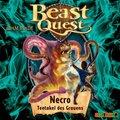 Beast Quest - Necro, Tentakel des Grauens, 1 Audio-CD