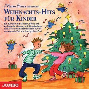 Weihnachts-Hits für Kinder, 1 Audio-CD