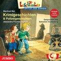 Krimigeschichten & Polizeigeschichten, 1 Audio-CD